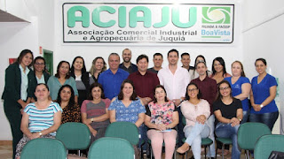 """Aciaju em parceria com o Sebrae-SP realiza """"Programa Super Empreendedor"""" em Juquiá"""