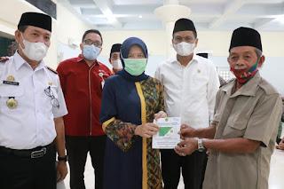 Komisi IX DPR RI Meliputi Ketenagakerjaan, Hasnah Syam : Alhamdulillah, Di Barru Berhasil Merakyat