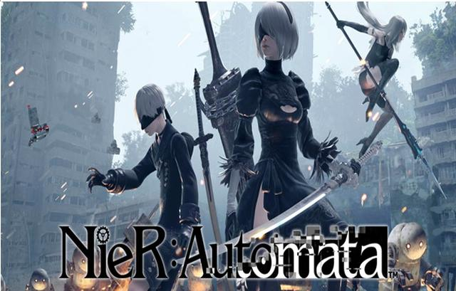 NieR Automata Repack-FitGirl