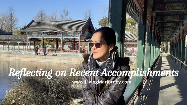 Reflecting on Recent Accomplishments