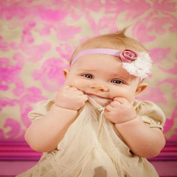 photo pour bébé fille