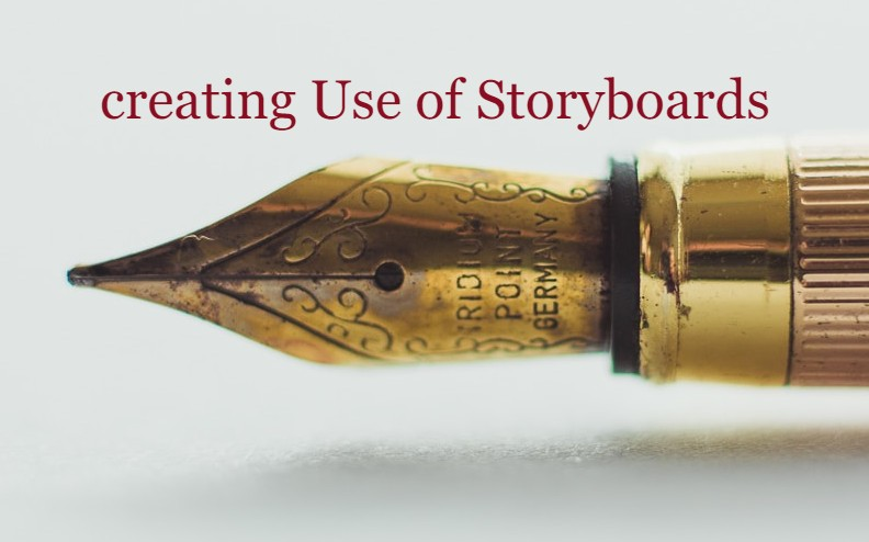 creating Use of Storyboards