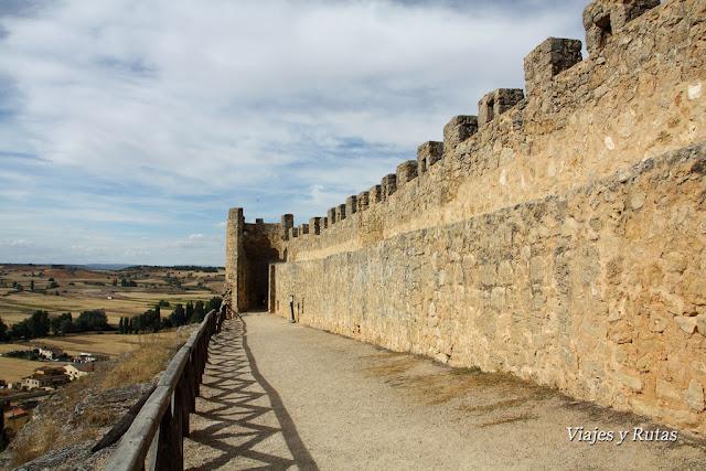Castillo de Peñaranda de Duero, Burgos