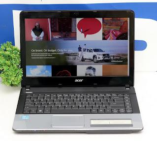 Jual Laptop Acer E1-471 Bekas