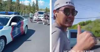 Cucu Konglomerat Jogging Dikawal Patwal, Polda Bali: Anggota Langgar SOP