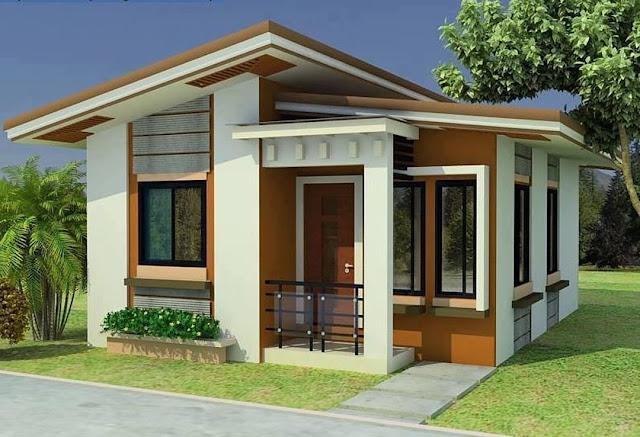 rumah minimalis satu lantai type 45