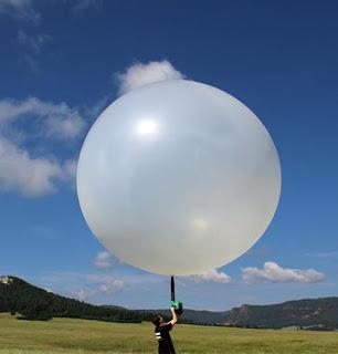 Penerbangan Balon Cuaca