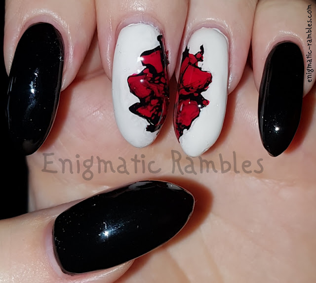 Nails-Stamped-Remembrance-Sunday-Poppies