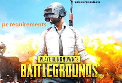 [ Latest ] PUBG Pc Requirements