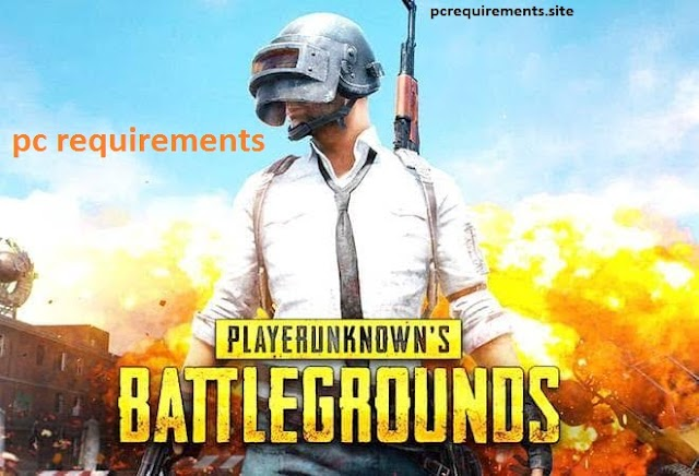 PUBG Pc Requirements [June 2020]