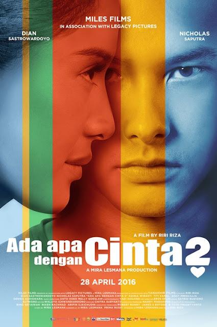 Ada Apa Dengan Cinta 2 (2016) DVDRip 1080p