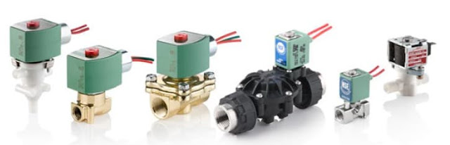 Mead O'Brien ASCO Lead-free valves