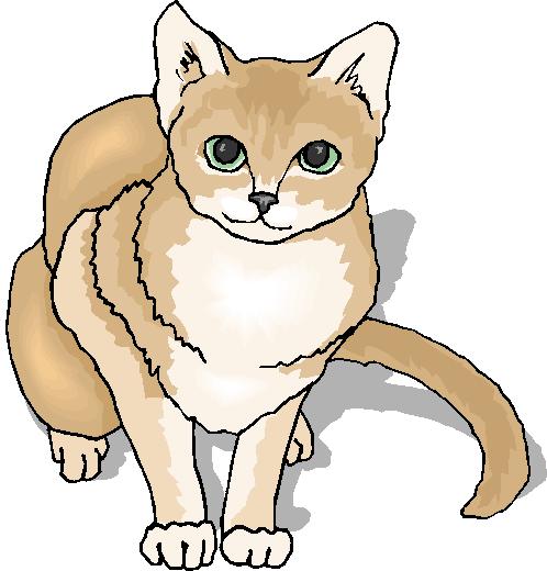 clipart cat pics - photo #49