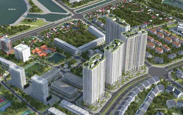 Dự án Gelexia Riverside 885 Tam Trinh