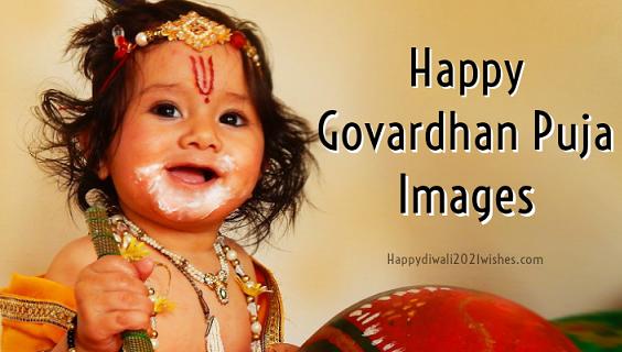 Happy Govardhan Puja 2021 Images  Govardhan Puja Wishes