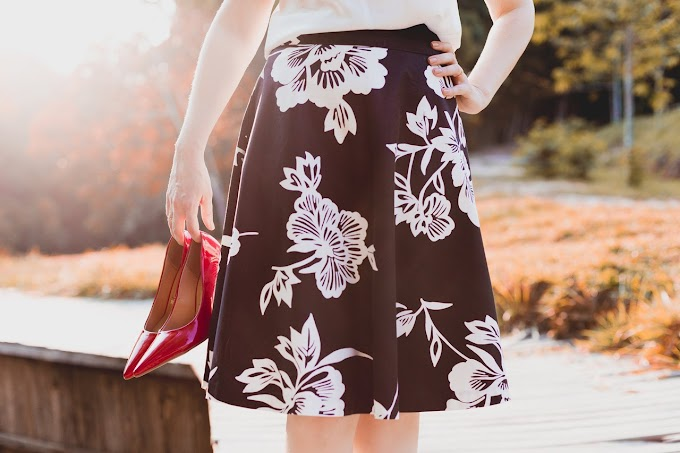 Spódnica rozkloszowana – idealna dla jakiej sylwetki?