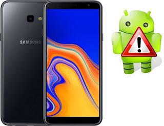 Fix DM-Verity (DRK) Galaxy J4 Plus SM-J415G FRP:ON OEM:ON
