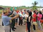 Penutupan Pekan Gawai Dayak Di Kembayan, DAD Gelar Pemindahan Situs Budaya Silukua' Rangka Kolik