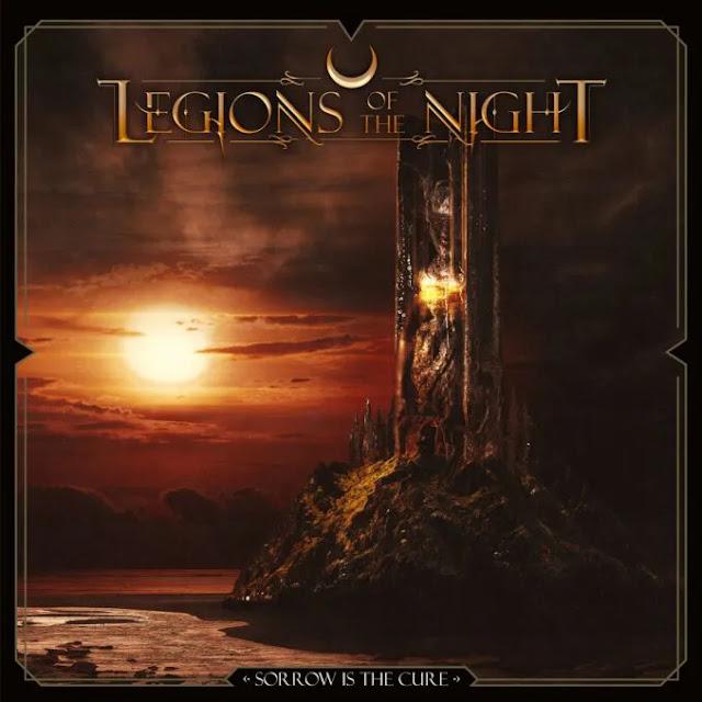 """Ο δίσκος των Legions of the Night """"Sorrow is the Cure"""""""