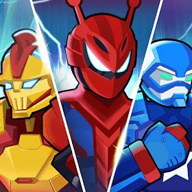 Robot Super: Hero Champions - VER. 1.0.8 Unlocked All Heroes MOD APK