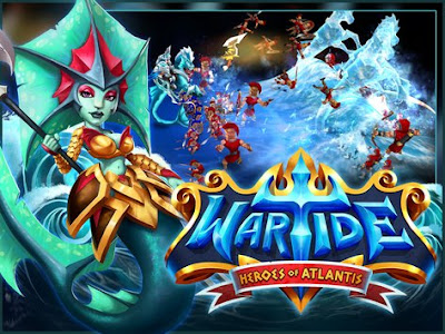 Wartide: Heroes of Atlantis Apk v0.7.6 Mod (No Skill Cool-Down)-2