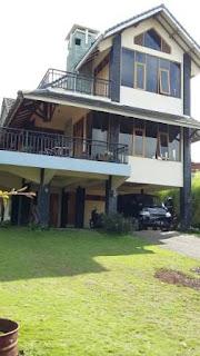 Villa Onavit Blok O1 No 5 Villa Lembang Istana Bunga