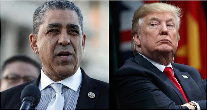 Espaillat truena contra Trump por amenaza de excluir  indocumentados en el Censo 2020