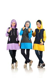 Bahan Hijab Katun Combed