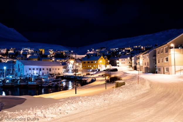 Honningsvag, Noruega, Lapônia