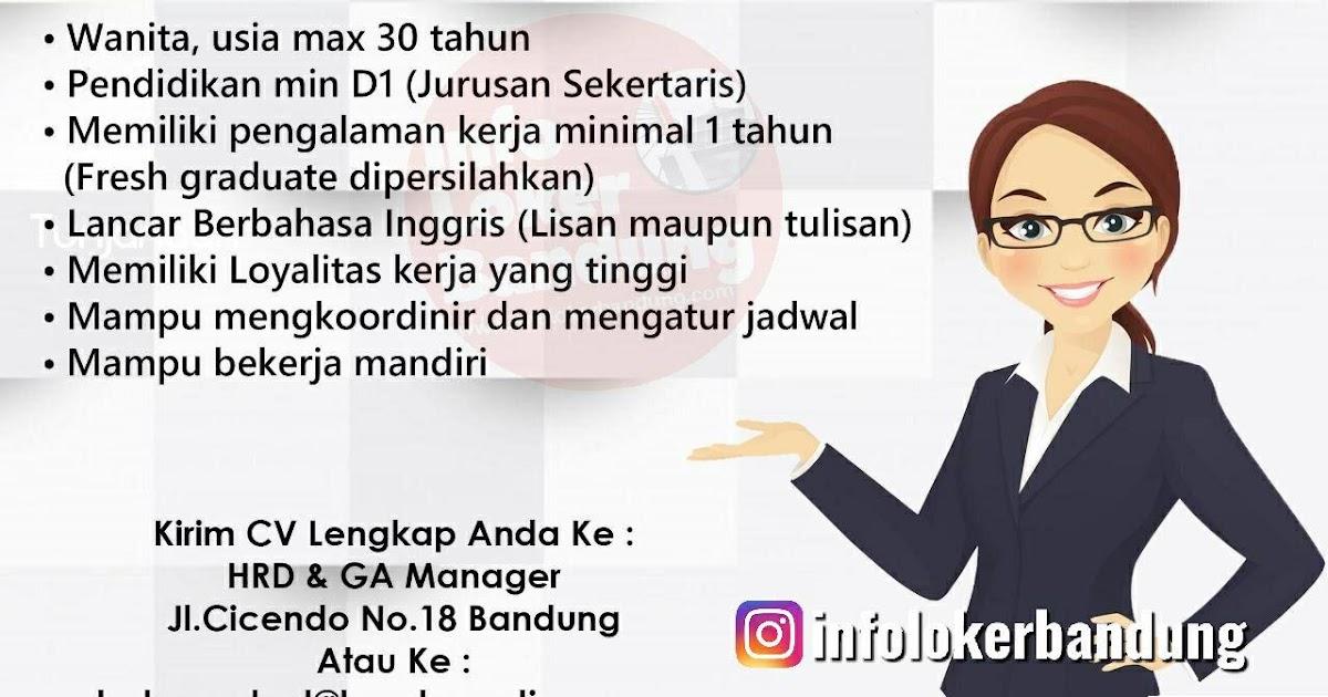 Lowongan Kerja Honda IBRM Bandung Juni 2019 - Info ...