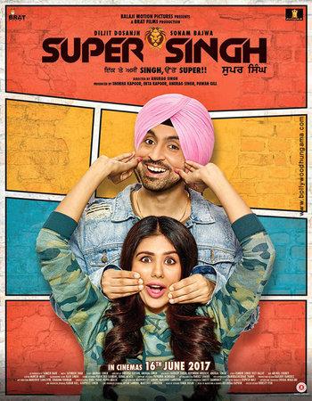Super Singh (2017) Hindi 480p HDTV