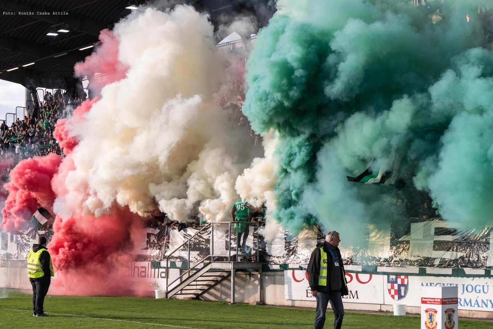 Dunaújváros - Ferencváros II. 2017.05.07.