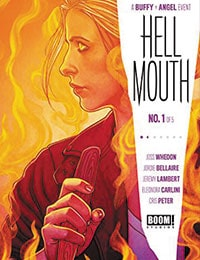 Read Hellmouth comic online