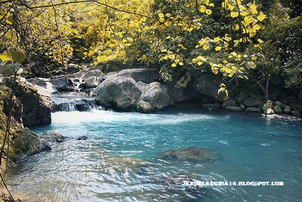 Lubuak Paraku, Objek Wisata Pemandian Alam Terbaik Di Kota Padan