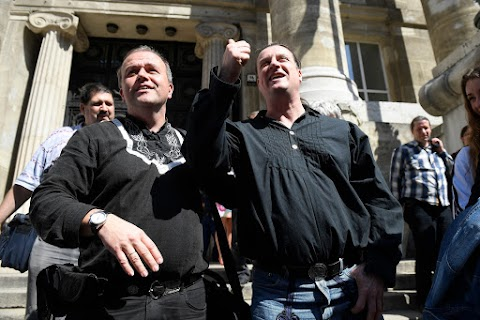 Gaudi-Nagy Tamás: véget kell vetni a 10,5 éve zajló Budaházy-Hunnia ügynek!