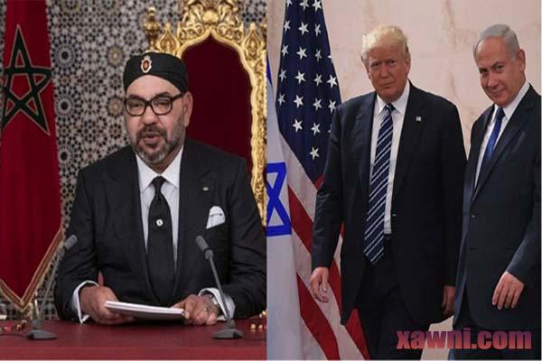 التطبيع بين المغرب وإسرائيل