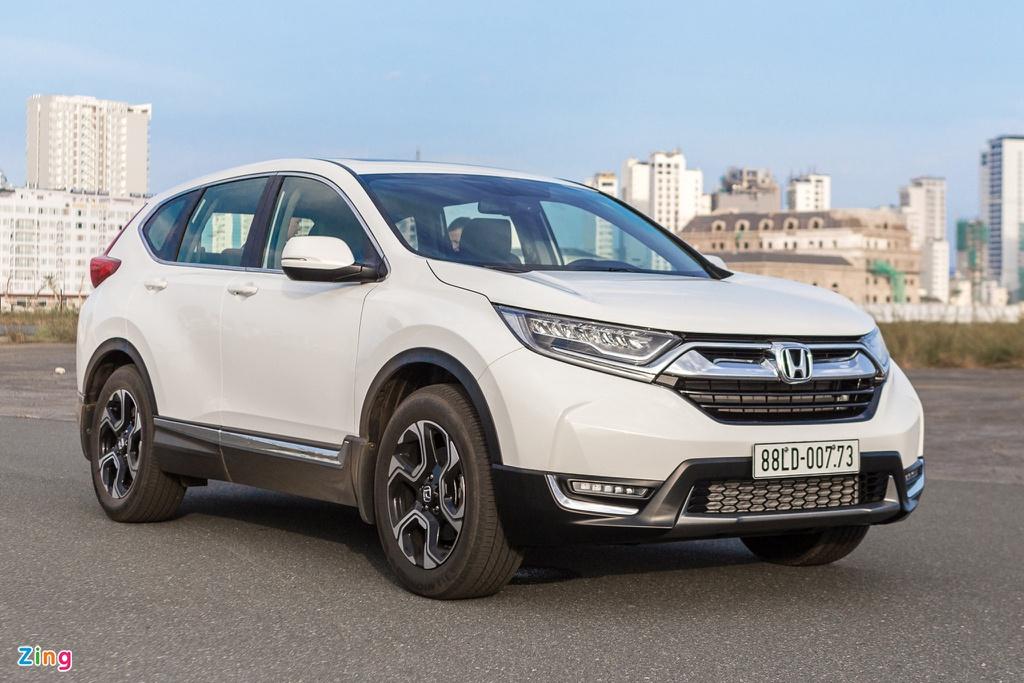 Loạt xe SUV giảm giá sâu để xả hàng tồn trong tháng 5