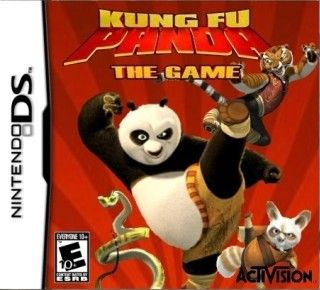 Rom Kung fu Panda NDS