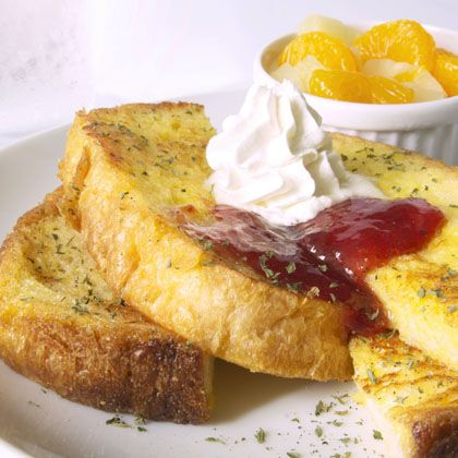 Fat-Free Baked French Toast Recipe