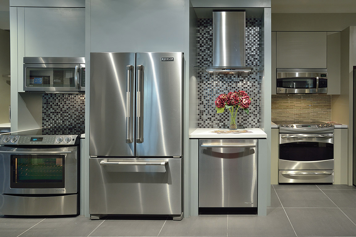 Pleasing The New Appliance Canada Showroom Home Living Style Largest Home Design Picture Inspirations Pitcheantrous