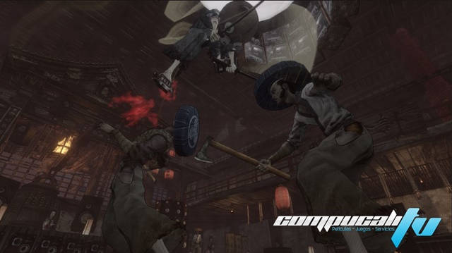 Afro Samurai 2: Revenge of Kuma Volume One PC Game