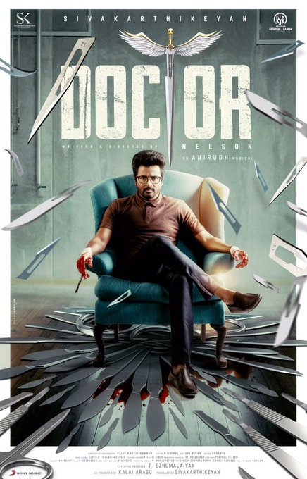Doctor 2020 Tamil Movie - Here is the Tamil movie Doctor 2020 wiki, full star cast, Release date, Actor, actress, Song name, photo, poster, trailer