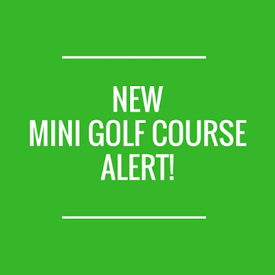 The Filwood Fantastic Mini Golf Club has been created in Knowle West, Bristol.