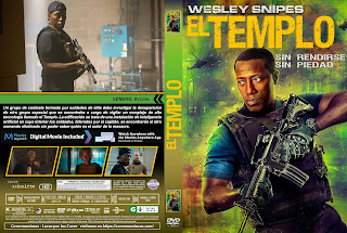 CARATULAEL TEMPLO - ARMED RESPONSE - 2017