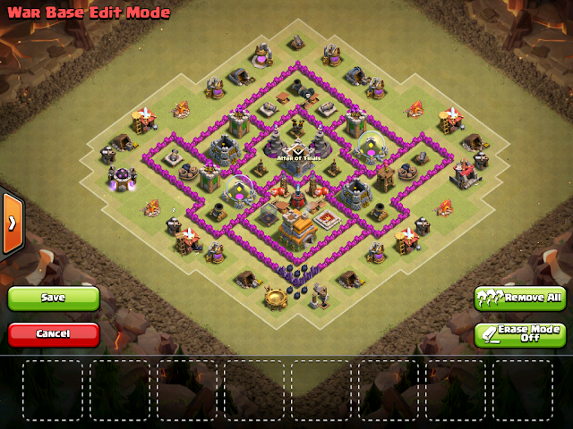 base th 7 terkuat trophy