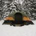 6 cosas que usted aprende cuando va camping de invierno