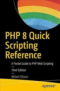 PHP 8 Quick Scripting Reference in pdf