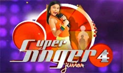 Super Singer Junior 4 02-03-2015 Going down melody lane – Voice of Tamil Nadu