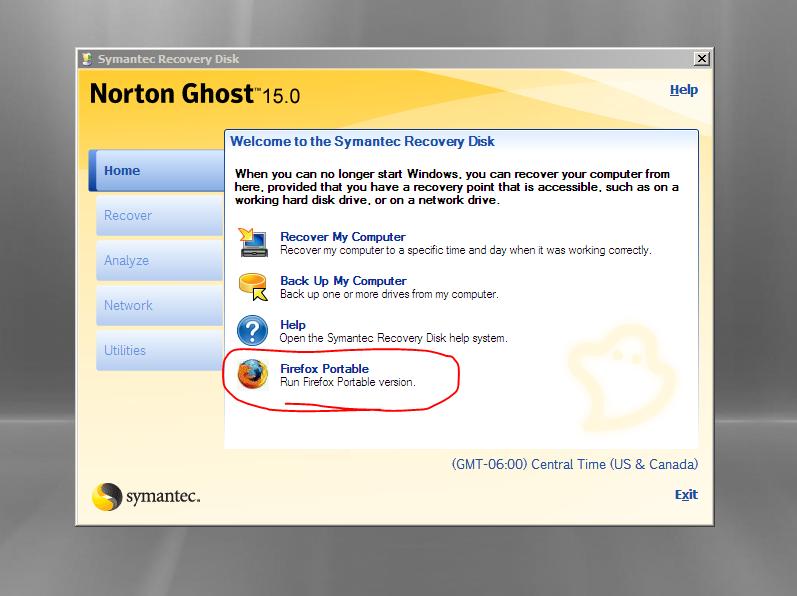 norton ghost 15 破解