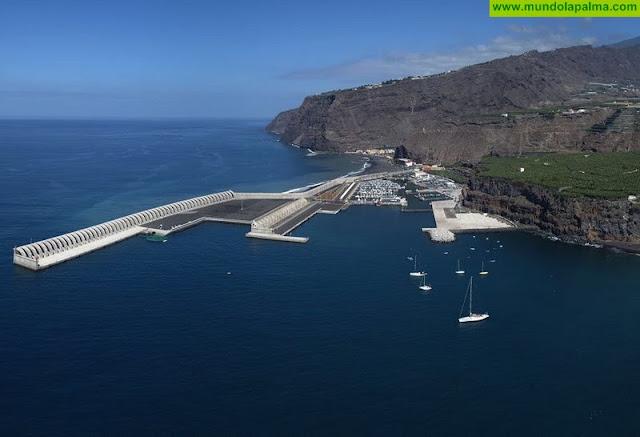 El Cabildo avanza en el proyecto de regeneración del entorno de las piscinas inacabadas del Puerto de Tazacorte